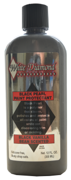 WHITE DIAMOND BLACK PEARL