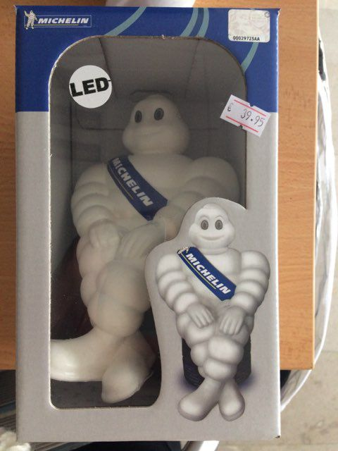 MICHELIN POP SUR PNEU A LED