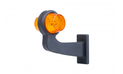 Feu gabarit complet orange/orange led